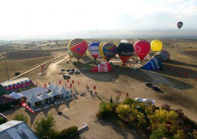 evento globos aeroestáticos